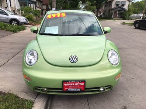 2001 Volkswagen New Beetle for sale in Milwaukee, WI