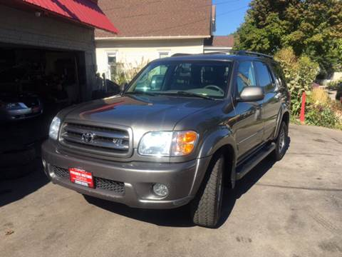 2003 Toyota Sequoia for sale in Milwaukee, WI