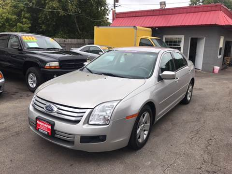 2008 Ford Fusion for sale in Milwaukee, WI