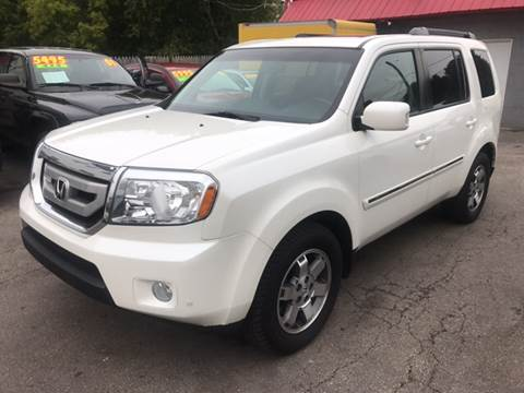 2011 Honda Pilot for sale in Milwaukee, WI