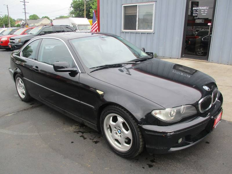 2004 Bmw 3 Series 330ci 2dr Coupe In Milwaukee Wi Premier Motors Llc