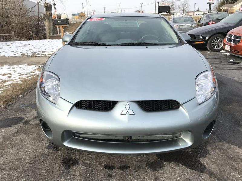 2007 Mitsubishi Eclipse Gs 2dr Hatchback 24l I4 4a In Fairfield