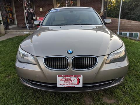 BMW 5 Series For Sale in Fairfield, OH - Dixie Automotive Imports