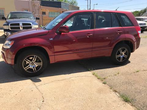 2008 Suzuki Grand Vitara for sale in Lubbock, TX