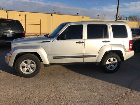 2012 Jeep Liberty for sale in Lubbock, TX