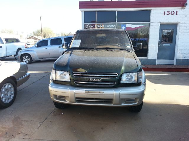 2001 isuzu trooper s 2wd in lubbock tx first choice motors sold aloadofball Images