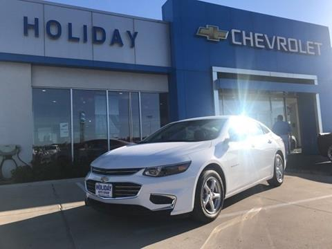 2017 Chevrolet Malibu for sale in Whitesboro, TX