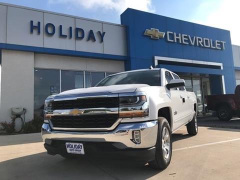 2017 Chevrolet Silverado 1500 for sale in Whitesboro, TX