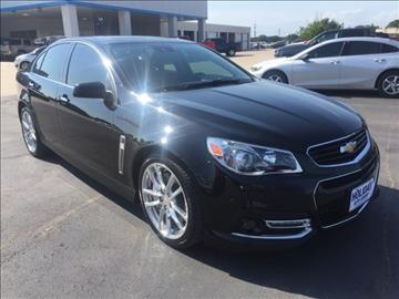 2014 Chevrolet SS For Sale  Carsforsalecom