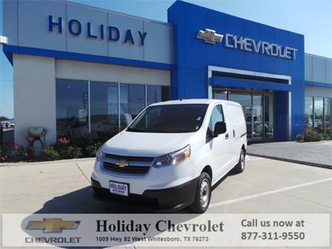 2017 Chevrolet City Express Cargo for sale in Whitesboro, TX