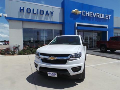 2017 Chevrolet Colorado for sale in Whitesboro, TX