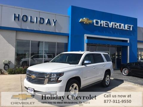 2016 Chevrolet Tahoe for sale in Whitesboro, TX