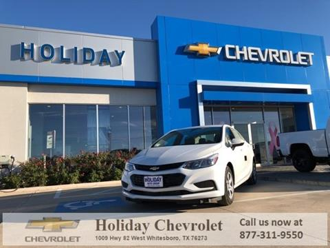 2018 Chevrolet Cruze for sale in Whitesboro, TX