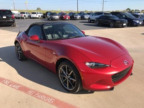 2016 Mazda MX-5 Miata for sale in Whitesboro, TX