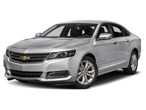 2017 Chevrolet Impala for sale in Whitesboro, TX