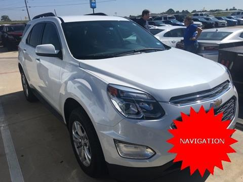 2017 Chevrolet Equinox for sale in Whitesboro, TX