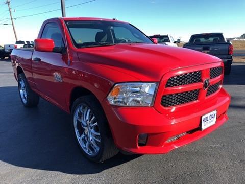 2014 RAM Ram Pickup 1500 for sale in Whitesboro, TX
