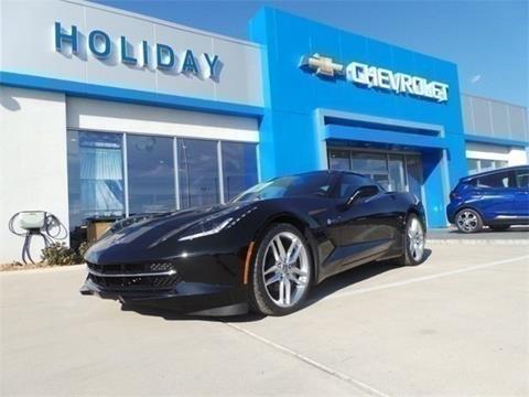 2019 Chevrolet Corvette for sale in Whitesboro, TX