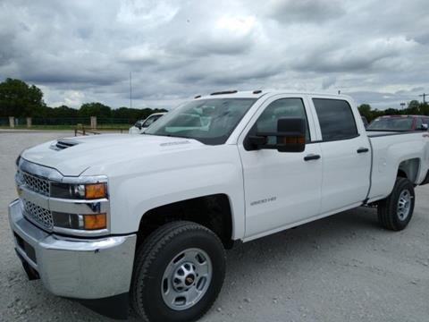 2019 Chevrolet Silverado 2500HD for sale in Whitesboro, TX