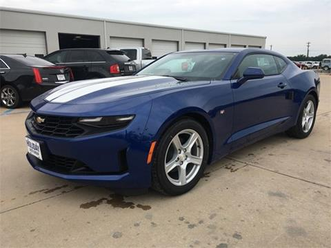 2019 Chevrolet Camaro for sale in Whitesboro, TX