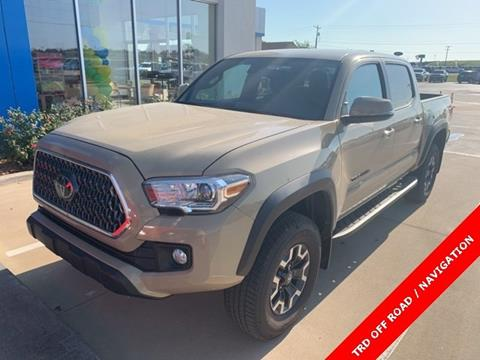 Used Toyota For Sale >> 2019 Toyota Tacoma For Sale In Whitesboro Tx