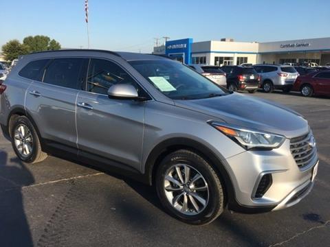 2017 Hyundai Santa Fe for sale in Whitesboro, TX