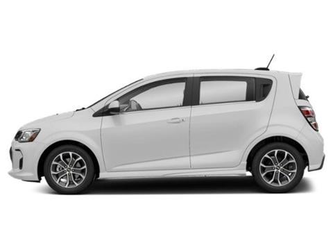 2019 Chevrolet Sonic for sale in Whitesboro, TX