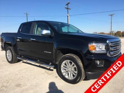 2018 GMC Canyon for sale in Whitesboro, TX