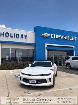 2017 Chevrolet Camaro for sale in Whitesboro, TX