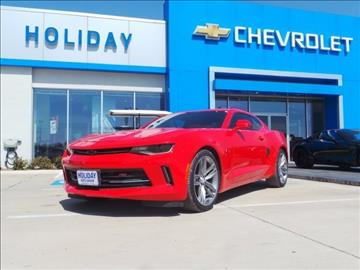2017 Chevrolet Camaro for sale in Whitesboro, TX