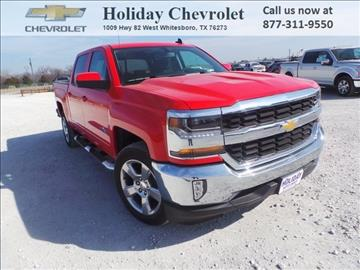 2017 Chevrolet Silverado 1500 for sale in Whitesboro, TX