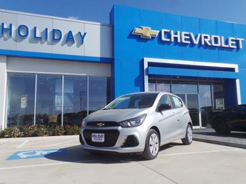 2017 Chevrolet Spark for sale in Whitesboro, TX