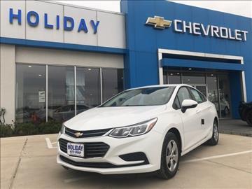 2017 Chevrolet Cruze for sale in Whitesboro, TX