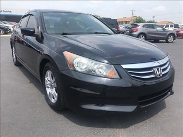 2011 Honda Accord for sale in Whitesboro, TX