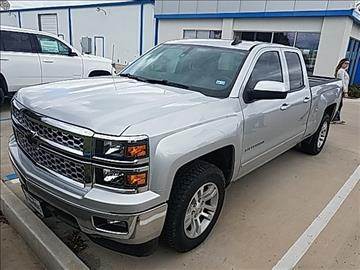 2015 Chevrolet Silverado 1500 for sale in Whitesboro, TX