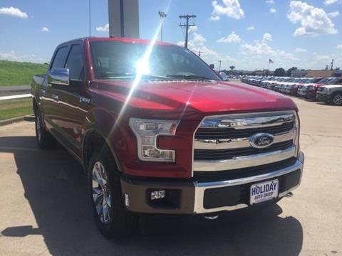 2017 Ford F-150 for sale in Whitesboro TX