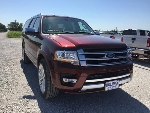 2017 Ford Expedition EL for sale in Whitesboro, TX