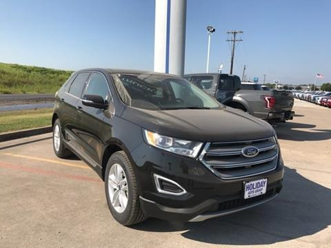 2017 Ford Edge for sale in Whitesboro TX