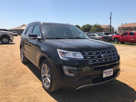 2017 Ford Explorer for sale in Whitesboro TX