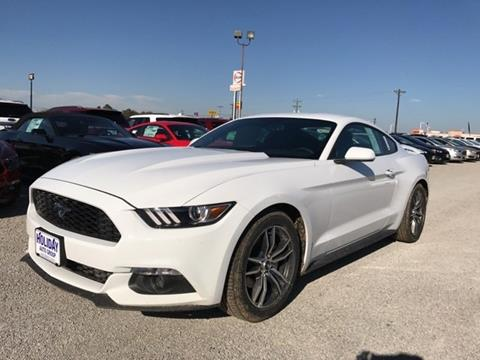 2017 Ford Mustang for sale in Whitesboro TX