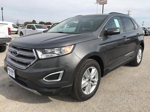 2017 Ford Edge for sale in Whitesboro TX