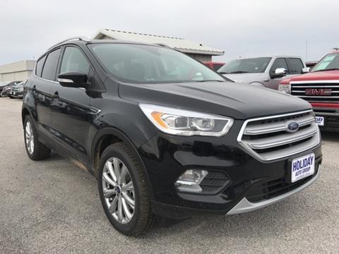 2018 Ford Escape for sale in Whitesboro TX