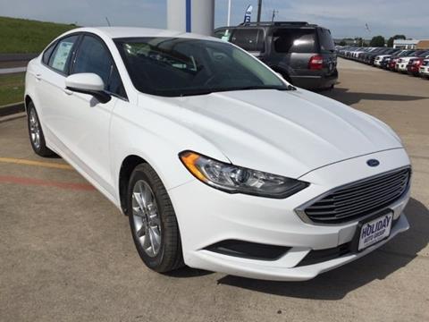 2017 Ford Fusion for sale in Whitesboro TX & Ford Fusion For Sale - Carsforsale.com markmcfarlin.com