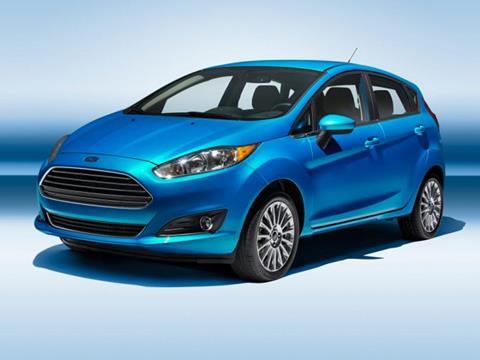 2017 Ford Fiesta for sale in Whitesboro, TX