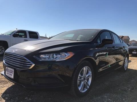 2018 Ford Fusion Hybrid for sale in Whitesboro, TX