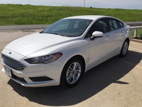 2018 Ford Fusion for sale in Whitesboro, TX