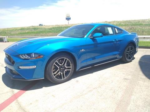 2019 Ford Mustang for sale in Whitesboro, TX