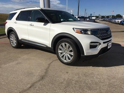 2020 Ford Explorer for sale in Whitesboro, TX