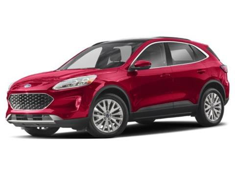 2020 Ford Escape SEL for sale at Holiday Ford in Whitesboro TX