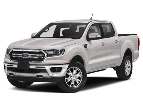 2019 Ford Ranger Lariat for sale at Holiday Ford in Whitesboro TX